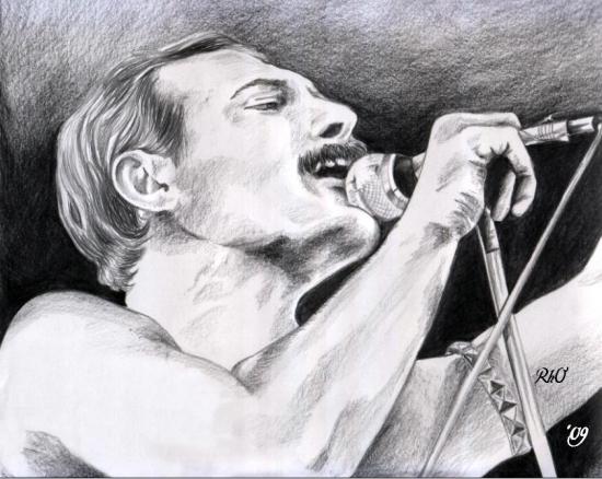 Freddie Mercury by xx_ruska_xx